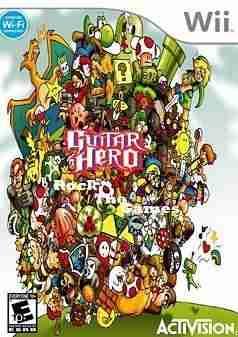 Descargar Guitar Hero III Custom Rock The Games [MULTI3][USA][aceone] por Torrent